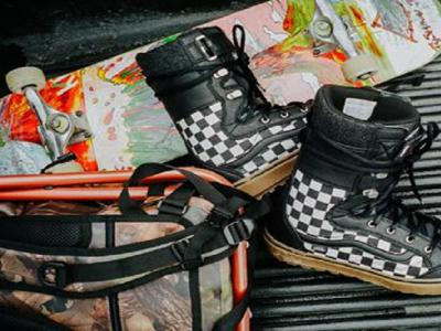 Vans 推出科技再升级的Hi-Standard Linerless DX 滑雪靴