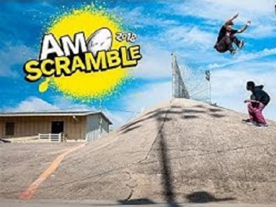 Thrasher2018AM滑手大片:「Am Scramble」