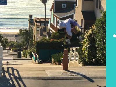 Andale 轴承呈现: Lucas Puig 的美国加州滑板生活