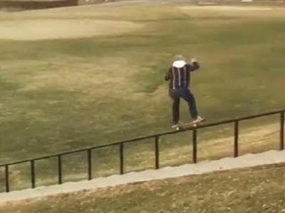 全程高能!蓝发滑手Cody Davis个人影片「Gram」部分发布