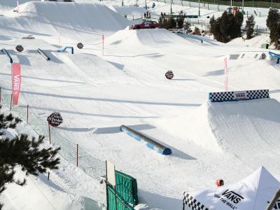 2019 Vans Hi Standard单板滑雪果酱赛精美照片释出!