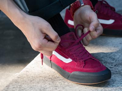 Vans以简驭繁新科技,Elijah Berle首个职业签名款战靴新春上线