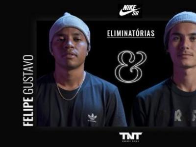 巴西呲台Game Of S.K.A.T.E第三季:Felipe Gustavo x Denny Pham