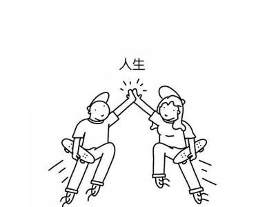 【滑板文艺】Alex Frost的扎心滑板小插画!