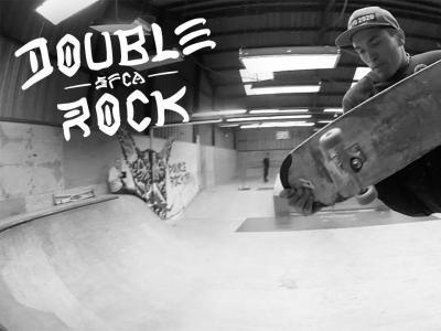 巴西无腿滑手Felipe Nunes做客「Double Rock」,做自己的巨人!