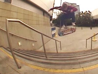 风格流滑手Sebo Walker&Brett Sube最新影片「Subo」为您献上