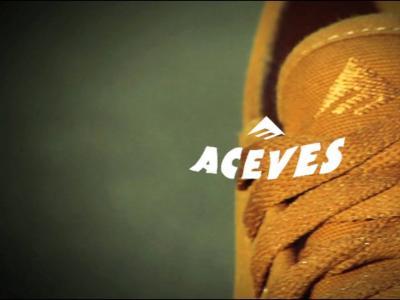 Emerica最新出品:: Victor Aceves x Wino Standard最新签名鞋款