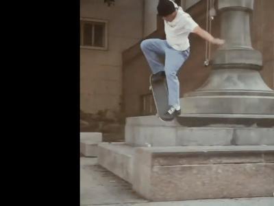街头Chill滑,Sammy Montano INS滑板精彩合辑