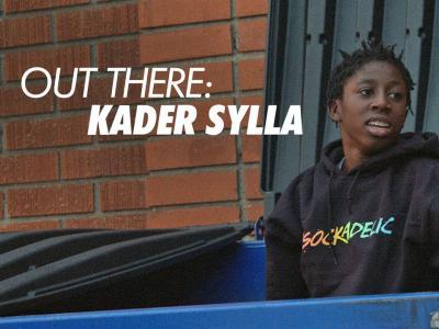 [中文字幕]让人又爱又恨,16岁职业滑手Kader Sylla的真实生活