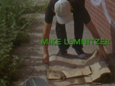滑板真的很容易?Mike Lemnitzer「Skating Is Easy 」个人片段出炉