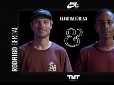 巴西呲台Game Of S.K.A.T.E第三季:Rodrigo Petersen X Elton Melonio