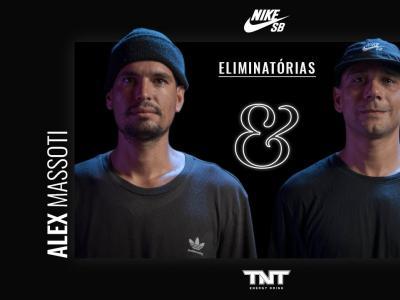 巴西呲台Game Of S.K.A.T.E第三季:Alex Massoti x Cezar Gordo