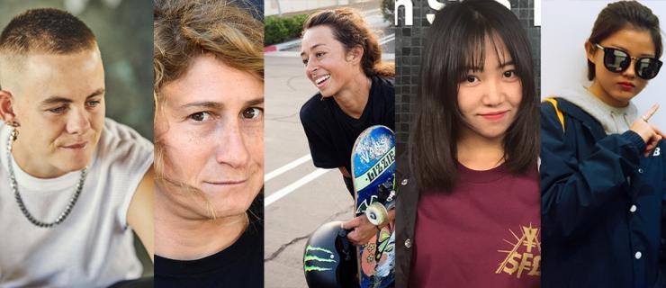这群疯狂的滑板女孩,矫正了这个世界对她们的偏见!
