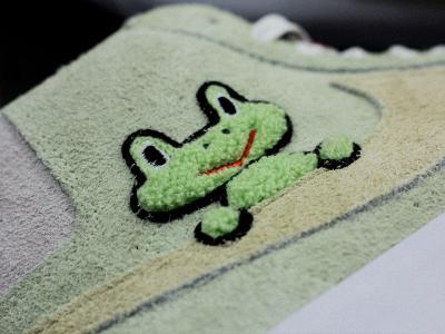 Nike SB X Frog超萌小青蛙合作款3月16号正式发布!