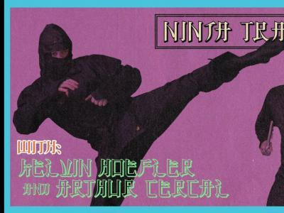 Kelvin Hoefler & Arthur Cercal作客Berrics栏目「Ninja Trainning」