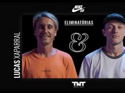 巴西呲台Game Of S.K.A.T.E第三季:Lucas Xaparral x Carlos Ribeiro