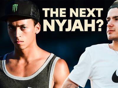 年仅21岁的法国新秀,他会不会超越Nyjah Huston?!
