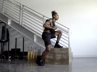 [中文字幕]Boo Johnson教你8个增强腿部肌肉的动作