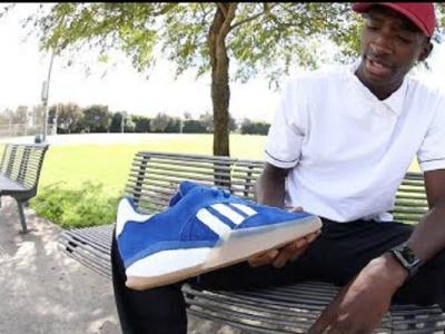 CCS滑板鞋测试!Donta Hill用Adidas 3ST.004做100个Kickflip
