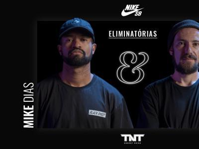 巴西呲台Game Of S.K.A.T.E第三季:Mike Dias x Klaus Bohms