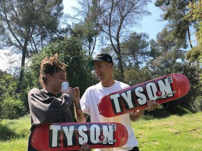 Tyson Peterson正式加入Baker滑板队