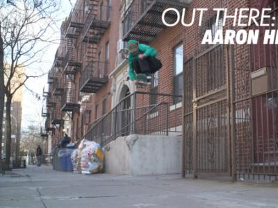 Out There栏目:走进Aaron Herrington