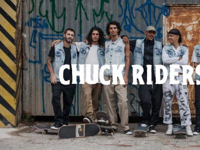 Converse Cons巴西队伍最新出品影片:「Chuck Riders」