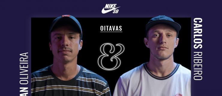 巴西呲台Game Of S.K.A.T.E第三季:Luan de Oliveira x Carlos Ribeiro