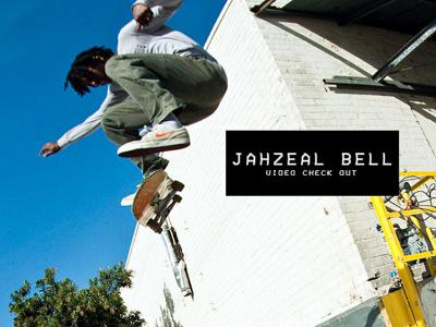 Video Check Out:脏辫小哥Jahzeal Bell