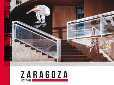 穿上最新adidas 3ST.004探索未知!西班牙城市Zaragoza之旅