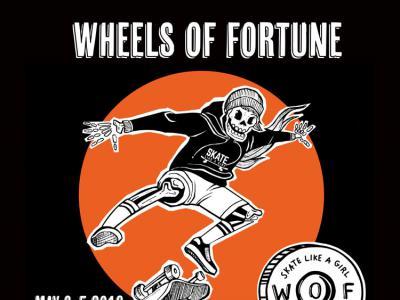 滑手盛宴!Wheels of Fortune赛事十周年火热来袭!