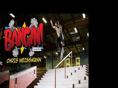 爆裂滑手Chris Weissman作客Brrics「Bangin!」栏目