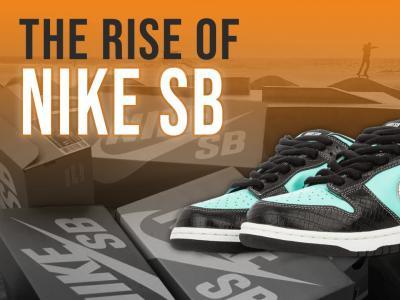 [中文字幕]耐克是如何进军滑板届,逐步建立起Nike SB帝国?