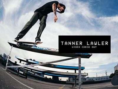 TWS Video Check Out:加州青年力量Tanner Lawler