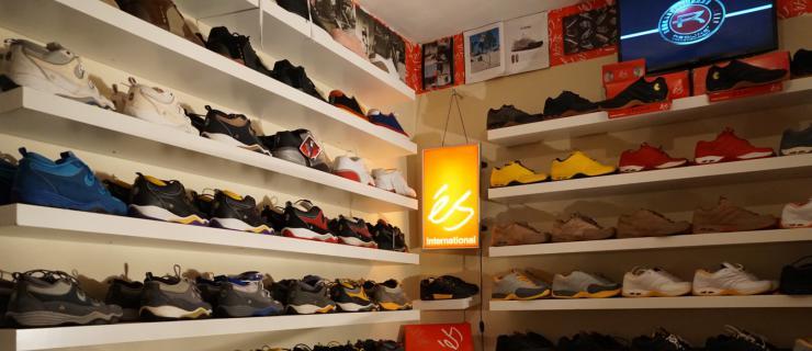 滑板圈大佬晒鞋,这些经典款没有太多科技却俘获了一代人