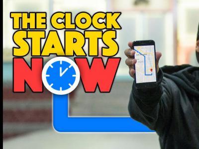 18分钟倒计时!Kelvin Hoefler与时间对抗,快速出招!