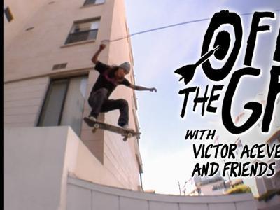 叫上homie,Victor Aceves作客新一期「Off The Grid」!