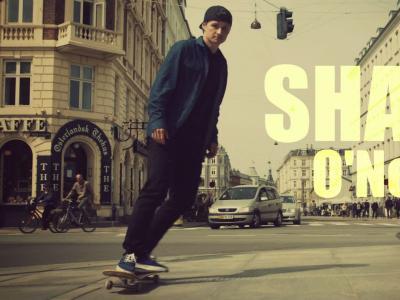 滑板圈新动向!Shane O'Neill个人品牌April Skateboards宣传片释放