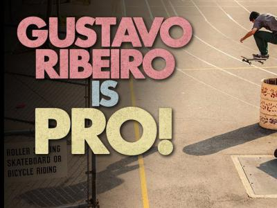 「Nine to Five」:恭喜Gustavo Ribeiro晋升Jart职业滑手!