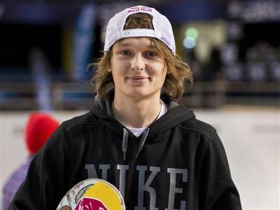 俄罗斯顶级滑手Maxim Kruglov因拒绝药检被禁赛四年!