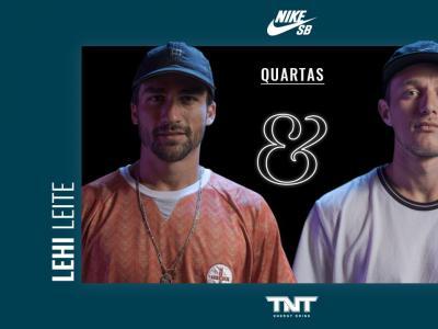 巴西呲台Game Of S.K.A.T.E第三季:Lehi Leite X Carlos Ribeiro