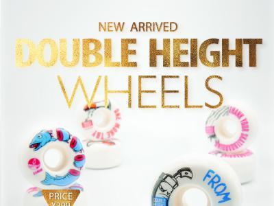 刘佳明、向小军、孙坤坤正式加入国内原创品牌DOUBLE HEIGHT