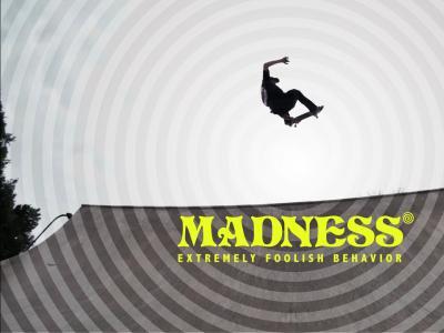 Madness最新发布:「Friends of the Desert」