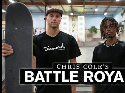 Sewa Kroetkov vs.Chris Pierre,作客本期「Battle Royale」