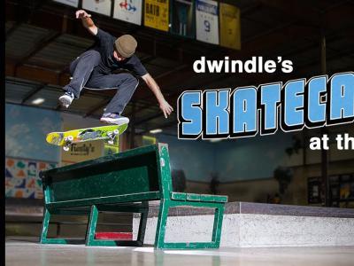 享受滑板假期,Dwindle International队伍旗下滑手再次作客berrics