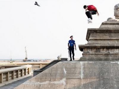 Grey Skate Mag出品:摄影师James Craven记录斯里兰卡滑板之行!