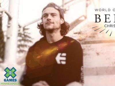 X GAMES发布影片「BEING」:记录猛兽Chris Joslin的滑板成长史!
