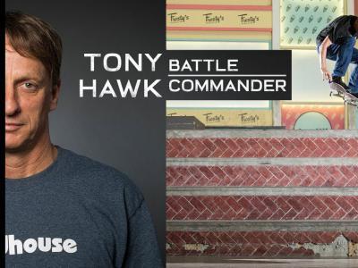 传奇永恒,51岁滑板传奇Tony Hawk在Berrics板场大展身手!