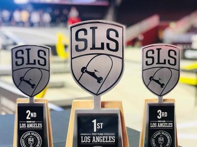 日本黑机器/巴西小女孩夺冠,2019 SLS洛杉矶站决赛完整视频