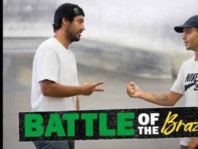 巴西滑手高能神仙打架:Kelvin Hoefler vs Lucas Rabelo